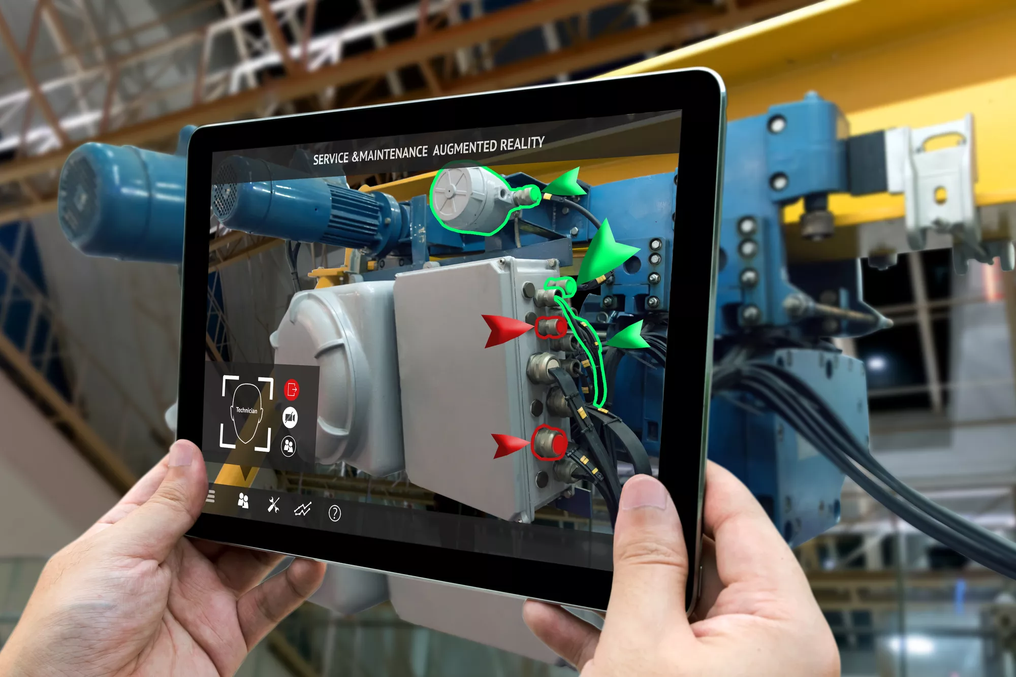 Industrial and Manufacturing AR